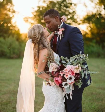 An Intimate Romantic Wedding