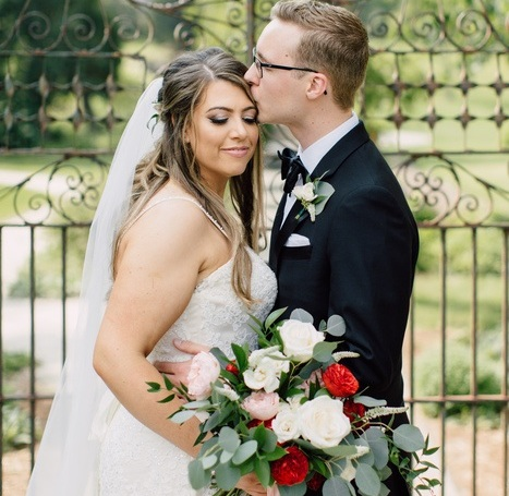 Intimate, Romantic Wedding