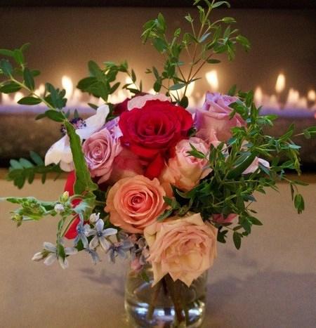 Intimate Rose Micro-Wedding