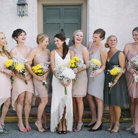 Laid Back Modern Wedding