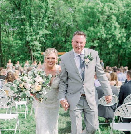 Refined Rustic Wedding