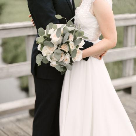 Naturally Elegant Wedding