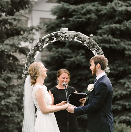 Naturally Elegant Wedding