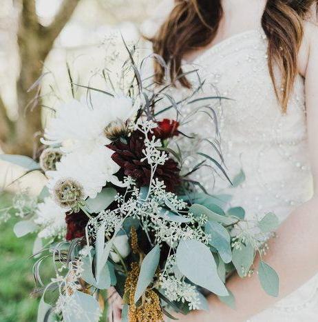 DIY Rustic Fall Wedding