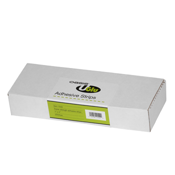 OASIS® UGLU™ Adhesive Strip, 1 Inch by 3 Inch
