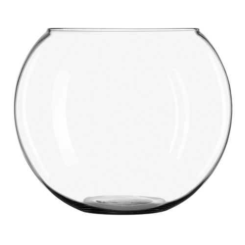 10 Inch Bubble Ball Vase