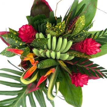 Save the Growers Ecuadorian Tropical Flower Bouquet