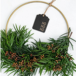 Fresh Wreath Packages Boxwood