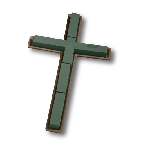 OASIS® Mache Cross, 20 Inch