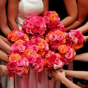 DIY Wedding Flower Package 200 Rose and 6000 Rose Petals