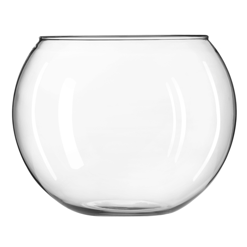 8 Inch Bubble Ball Vase