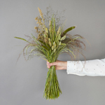 Fresh cut greenery fall grass medley filler flowers sold near me for delivery
