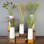 Bunches of fall grass medley fresh cut greenery filler flowers