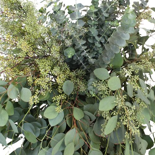 Eucalyptus Wedding DIY Greenery Box