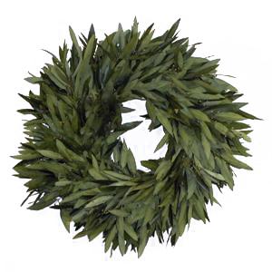 Fresh Bay Leaf Wreaths