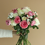Valentine's Day Flower Gift Passion Arrangement