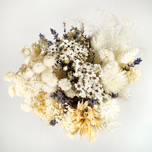 French Vanilla Dried Bouquet
