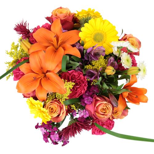 Orange You Happy Centerpieces