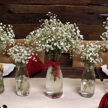 Country Clouds DIY Centerpiece Pack