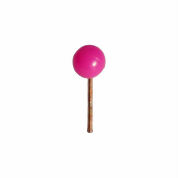 DIY Pins Pink Indian Matte 4mm