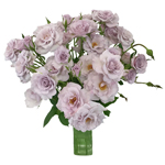 Little Silver Lavender Spray Rose Wholesale