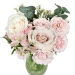 Enchanted Wedding Centerpiece small in a vase