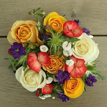 English Folklore Bouquet