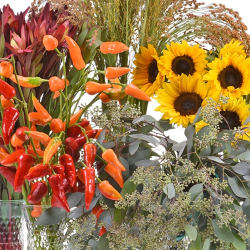 Fall Bulk Flower Pack