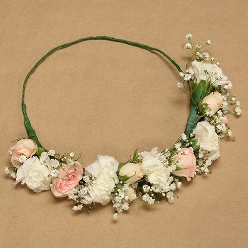 Flower Crown DIY Combo
