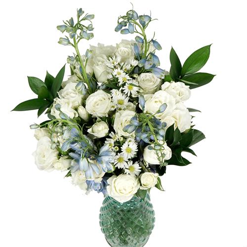 High Society Flower Centerpiece