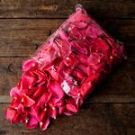 Hot Pink Fresh Rose Petals Wholesale
