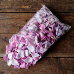 White Fresh Rose Petals Wholesale