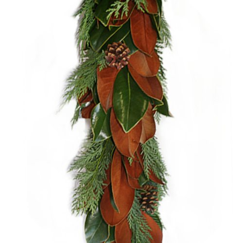 Pinecone Medley Holiday Garland