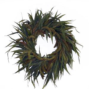 Millet Wreaths