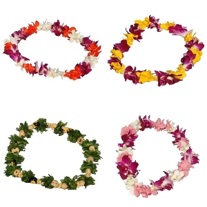 Choose Your Own, 10 Single Strung Leis