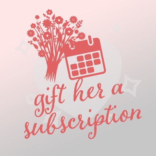 Mother's Day Flower Subscription Gift