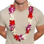 Hawaiian Lei Tri Color