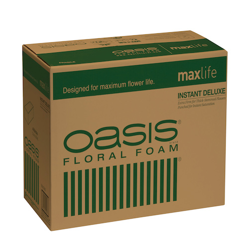 OASIS® Instant Deluxe Floral Foam Bricks