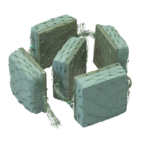 OASIS™ Sealed Brick Garland, 4 Ft