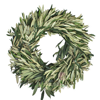 Olive Branch Wreaths