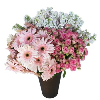 DIY Wedding Flowers Garden Delight