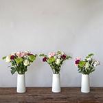 Rose DIY Wedding Flower Centerpiece Comparison Idea