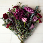 Plum Perfection DIY Flower Combo Pack