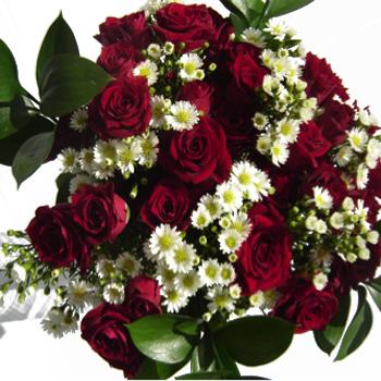 Flower Centerpiece Delicate Romance