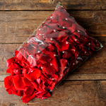 Red Fresh Rose Petals Wholesale