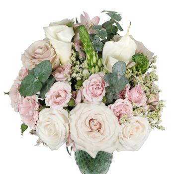 Enchanted Wedding Centerpieces in a vase