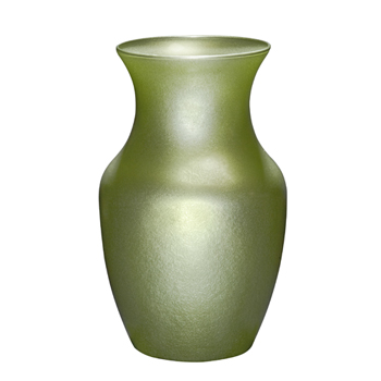 Colored Rose Vase