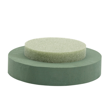 OASIS® Floral Foam Riser, Round