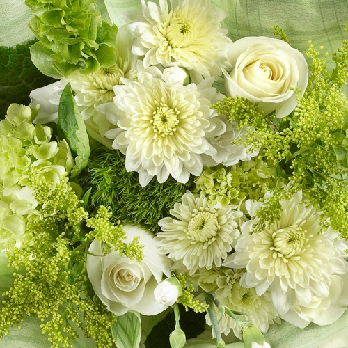 Flower Centerpiece Pure Love