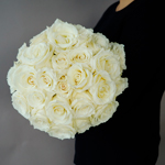 Snow Bliss White Wholesale Roses